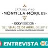 Cultura y Gastronomía llegan a la provincia de Córdoba para poner en valor los caldos de la Campiña Sur