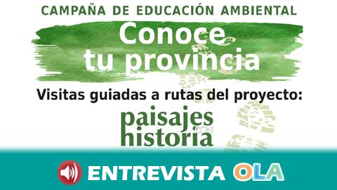 'Conoce tu provincia' pone en valor las riquezas naturales y patrimoniales de la provincia de Córdoba