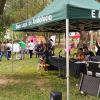 EMA-RTV lleva la radio en directo a la Fiesta de la Primavera de Almonte con las alumnas de su taller de convivencia intercultural