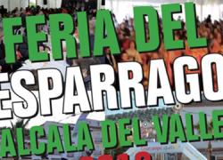 Alcalá del Valle promociona sus productos agrícolas con la sexta Feria del Espárrago