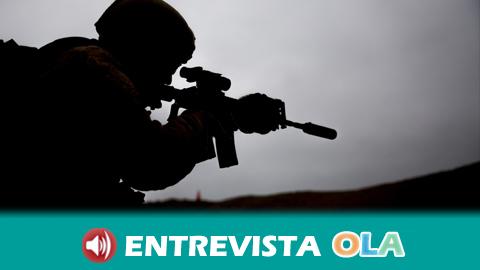 La Red Antimilitarista y No Violenta de Andalucía rechaza que el Gobierno destine fondos a promover la cultura de la defensa