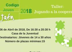 """La juventud de Marmolejo aprende herramientas sociales con el taller """"Jugando a la cooperación"""""""
