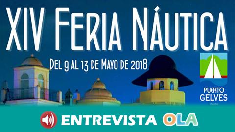 La Feria Náutica vuelve a poner en valor el río Guadalquivir a su paso por Gelves