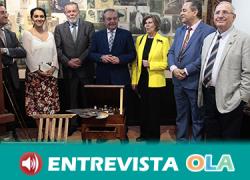 El estudio de Julio Romero de Torres se abre por primera vez al público coincidiendo con la Fiesta de los Patios de Córdoba