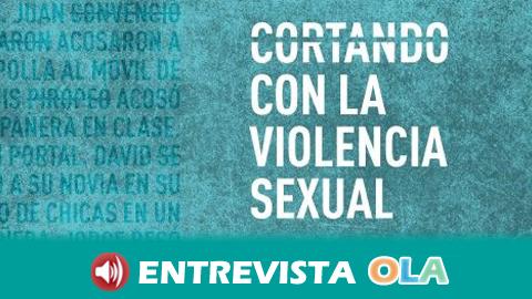 'Cortando con la violencia sexual', una campaña de la Federación de Mujeres Progresistas que no victimiza a las mujeres y se dirige a los hombres