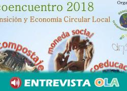 Un ecoencuentro en la provincia de Almería pone en valor prácticas de economía circular frente a un modelo de usar y tirar