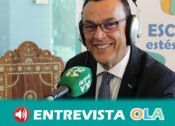 """""""Los gobiernos locales están emprendiendo caminos para mejorar las políticas de integración"""", Ignacio Caraballo, presidente del Fondo Andaluz de Municipios para la Solidaridad Internacional"""