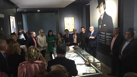 Torredelcampo inaugura un museo dedicado a la vida y obra del cantaor Juanito Valderrama