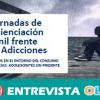 Málaga acoge hoy unas jornadas de concienciación juvenil frente a las adicciones en la que participan alrededor de 200 personas expertas