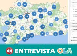 Nace un mapa de servicios sociales de Andalucía para gestionar y planificar mejor estos recursos en el territorio regional