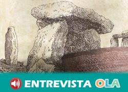 """El libro """"Megalitismo: dólmenes y megalitos en el sur de la península ibérica"""" invita a descubrir la cultura prehistórica de Andalucía"""
