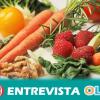La Confederación de Mujeres del Mundo Rural reparte verduras de temporada para concienciar sobre el impacto de los transgénicos