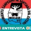 El líder campesino del MOCASE, en Argentina, asegura en Andalucía que la salud alimentaria pasa por la producción a pequeña escala