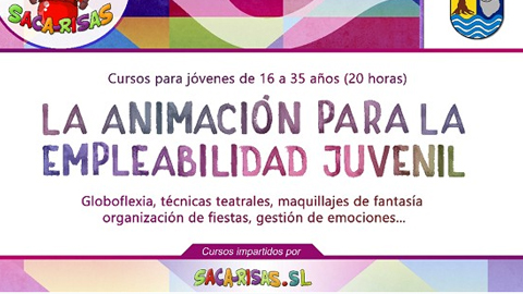 Almargen organiza un Curso de Animación para mejorar la empleabilidad juvenil