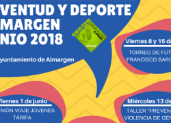 Juventud y Deporte son las prioridades para el mes de junio en la localidad de Almargen