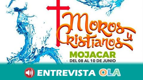 Mojácar al completo se vuelca en la celebración de su fiesta más esperada: los Moros y Cristianos