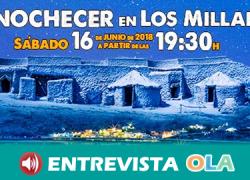 'Anochecer en Los Millares' acerca la cultura neolítica de este yacimiento almeriense con recreaciones históricas, danzas y astronomía