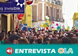 La Casa Invisible convoca una manifestación el próximo 19 de julio para evitar el desalojo del inmueble anunciado por el Ayuntamiento de Málaga