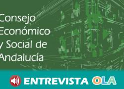 El Consejo Económico y Social presenta al presidente del Parlamento de Andalucía la Memoria Anual de Actividades de 2017