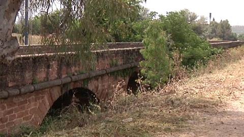 Comienzan los trabajos de construcción de la vía verde por la Cañada Real de Marmolejo