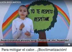El colegio 'Andalucía' del Polígono Sur de Sevilla recauda fondos para desarrollar un proyecto de bioclimatización