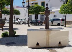 Marchena inicia la recuperación de sus fuentes históricas con las que creará una ruta del agua