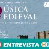 Los castillos de Jaén vuelven a su ambientación musical original con el Festival Internacional de Música Medieval