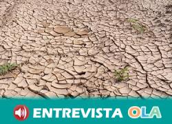 «El proceso de desertificación se puede enfrentar con una importante reconversión de la agricultura», Abel Lacalle (Fundación Nueva Cultura del Agua)