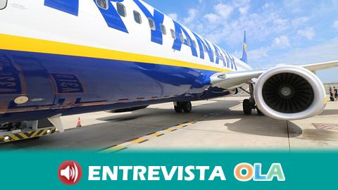 Todas las personas afectadas por la huelga en Ryanair tienen derecho a compensaciones de al menos 250 euros