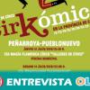 Empieza 'Cirkómico', un festival que lleva a diferentes rincones de la provincia de Córdoba espectáculos circenses de calidad y para todas las edades