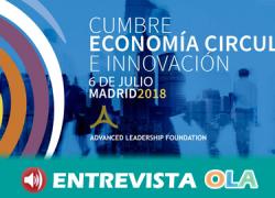 La FAMP defiende una economía circular y de innovación para promover una transición más rápida y eficiente hacia un modelo económico más sostenible