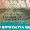 Asaja-Sevilla asegura que la agricultura extensiva es compatible con la sostenibilidad y es la apuesta de futuro de la Unión Europea