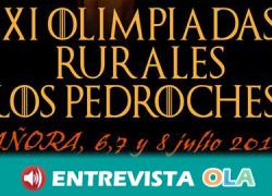 Las XI Olimpiadas Rurales de Los Pedroches recuperan los juegos tradicionales de la Andalucía rural