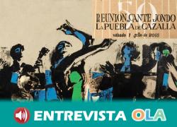 La Reunión de Cante Jondo de La Puebla de Cazalla conmemora sus 50 años de historia siendo una de las citas flamencas con más solera de la provincia