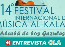 Flamenco y música clásica son los protagonistas del Festival Internacional de Música Al-Kalat de Alcalá de los Gazules
