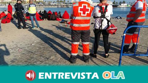 Málaga Acoge critica que se fomente la llegada de megayates mientras a las personas migrantes se las distribuya por puntos de la ciudad no acondicionados para su acogida
