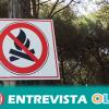 Ecologistas denuncian que la reforestación de pinos y eucaliptos ha convertido parte del monte en combustible para los incendios