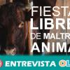 La Red Derechos de los Animales denuncia el uso denigrante de animales en festejos populares y pide mayor implicación institucional