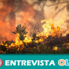 Bomberos forestales del Infoca piden estabilidad laboral durante todo el año para trabajar más en prevención y que no haya que lamentar tantos incendios en verano
