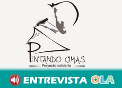 """El proyecto """"Pintando cimas"""" traslada material escolar a los pueblos de montaña más pobres y humildes de Ecuador, Marruecos y Nepal"""