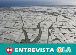 Asaja Almería acoge con satisfacción la campaña andaluza de retirada de residuos plásticos en invernaderos