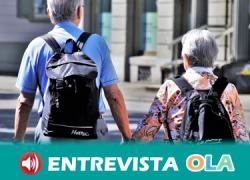 La pensión media en Andalucía en agosto se sitúa un 10,4% por debajo de la media nacional y no alcanza los 860 euros