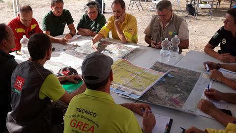 Los incendios forestales siguen arrasando la provincia de Huelva
