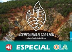 4 de los 6 incendios forestales producidos esta semana en la provincia de Huelva han sido intencionados