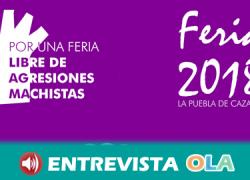 La Puebla de Cazalla pone en marcha una campaña contra las agresiones sexistas durante sus fiestas locales