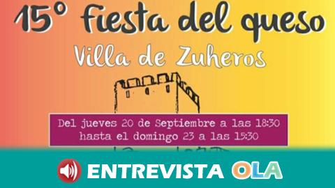 Queserías de todo el país se dan cita a partir de hoy en la XV Fiesta del Queso de Zuheros