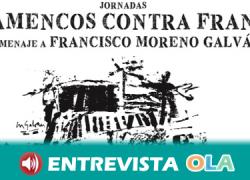 'Flamencos contra Franco', un homenaje a Francisco Moreno Galván en la Bienal de Sevilla