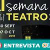 La XXI Semana del Teatro de Lucena busca la creación de nuevos públicos, el desarrollo de nuevos lenguajes y la apuesta por los nuevos autores