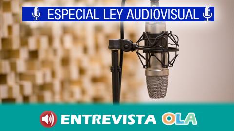 La Ley Audiovisual de Andalucía permite crear una narrativa andaluza y cohesión social