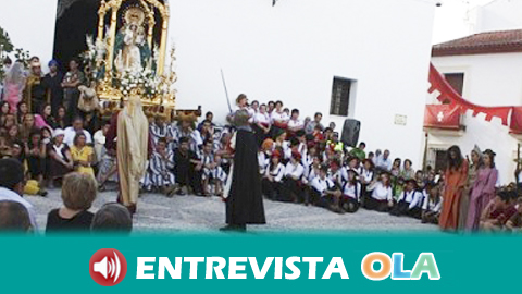 La Fiesta de Moros y Cristianos de Alfarnate recuerda, este fin de semana, la lucha entre cristianos y moriscos
